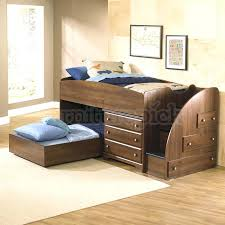 storage bed with trundle bunk beds with trundle bed alluring bunk