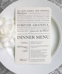 Filet Mignon Menu Best 25 Menu Cards Ideas On Pinterest Wedding Menu Cards