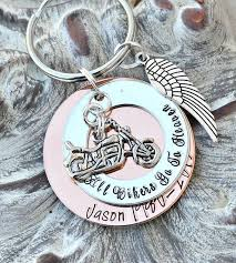 personalized remembrance gifts all bikers go to heaven by heel lilies products