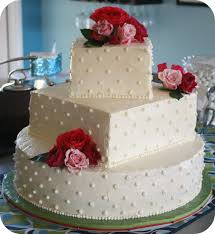 my first wedding cake dozen flours