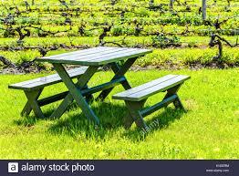 Vineyard Bench Table Grape Vineyard Stock Photos U0026 Table Grape Vineyard Stock