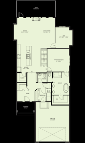 gable floor plan triumph windermere bungalow streetside edmonton