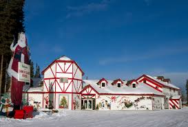 santa claus house experience north pole alaska