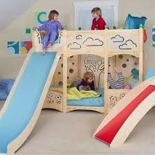 Bunk Bed Slide Bunk Bed Ideas  Designs Worth The Climb Bob - Slide bunk beds