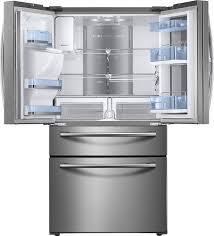 cheap glass door bar fridge samsung showcase 27 8 cu ft 4 door french door refrigerator