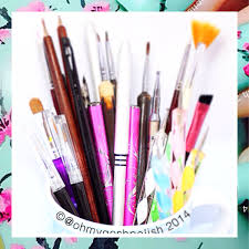 all about nail art brushes make your own detail brush arizona