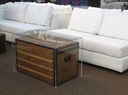 large acrylic coffee table modern small acrylic coffee table