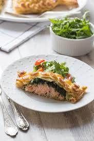 cuisine du poisson poisson en croûte façon koulibiac cuisine addict cuisine