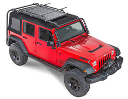 kargo master 55000 congo pro rack for 07 17 jeep wrangler