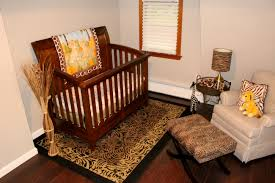 for the love of leopard lion king nursery inspiration