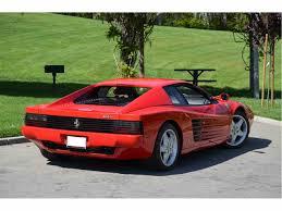 ferrari prototype 1992 ferrari 512 tr prototype for sale classiccars com cc 1002008