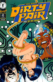 dirty pair the dirty pair fatal but not serious 2 comic book library