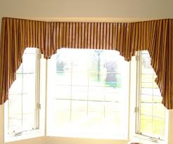 kitchen bay window curtain ideas special bow windows window treatments also curtains together with