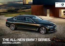 vip bmw 7 series new horizons for automotive luxury