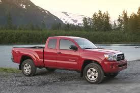 toyota truck deals toyota tacoma recall information autoblog