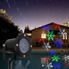 Christmas Outdoor Motion And Light Projector by Amazon Com Laser Christmas Lights Outdoor Landscape Lights Show
