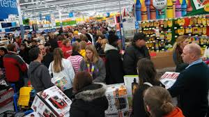black friday sale stores survive store crowds at clearance sales and doorbusters penny