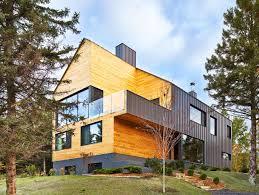 a modern barn like house by mu architecture design milk