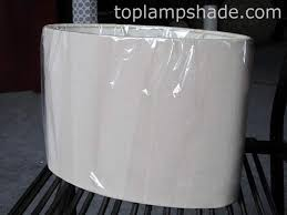 white silk drum lamp shade oval shades manufacturer 14 medium sale