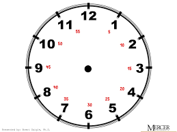 time learning clock easy clock to help learn time