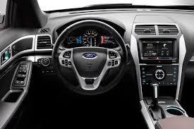 2007 Ford Explorer Interior 2015 Ford Explorer Gets