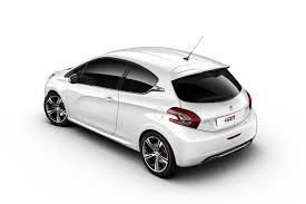 peugeot models australia peugeot cars news 2013 208 gti unveiled