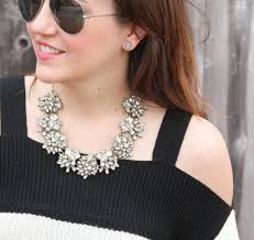 earrings with statement necklace images Statement necklace archives lady in violetlady in violet jpg