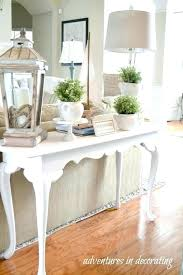 Corner Entry Table White Entry Table Console Tables Oak Entryway Table With