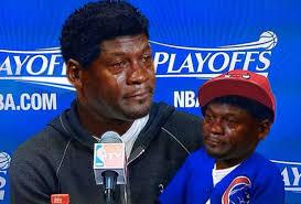 Derrick Rose Meme - derrick rose and son crying michael jordan know your meme