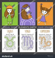 zodiac sign clipart their color pencil and in color zodiac sign