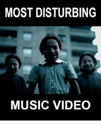 Music Video Meme - most disturbing music video music video meme on esmemes com