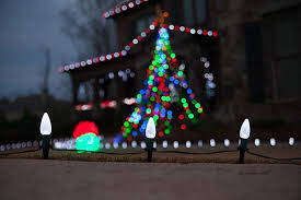 Christmas Decorations Pathway Lights by Pathway Lighting Ideas Yard Envy