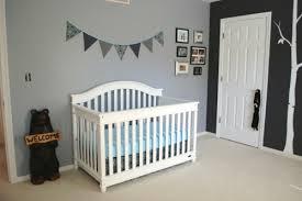 chambre de bébé gris et blanc chambre enfant chambre bebe deco blanc gris noir idées de