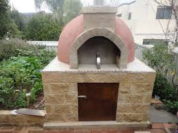 decor u0026 tips outdoor brick fireplace with outdoor pizza oven and