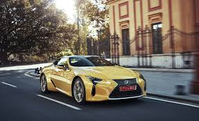 lexus yellow 2018 lexus lc500 yellow gallery photo 71 of 84