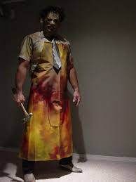 leatherface costume custom stuff others wickedbeard creations