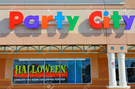 halloween store party city
