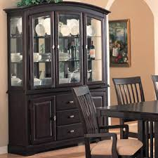 antique hutch with glass doors sideboards glamorous large buffet and hutch large buffet and