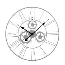 Grosse Pendule Murale by Grande Horloge Murale Salon Grande Horloge Murale Pictures To Pin On