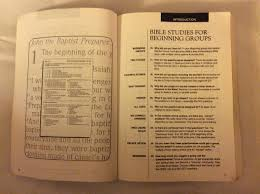 the niv serendipity bible for study groups contains the complete