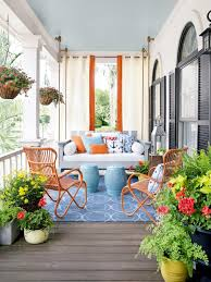 outdoor front porch ideas screened in back porch ideas for
