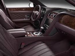 bentley interior 2016 mulliner offers bespoke features for the bentley flying spur