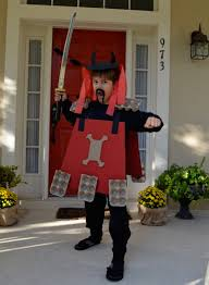 kid u0027s halloween costume samurai warrior samurai costume