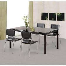Black Dining Room Chairs Dining Chairs Kitchen U0026 Dining Room Furniture The Home Depot
