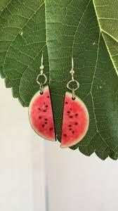 green tree earrings 105 best green tree earrings images on wood earrings
