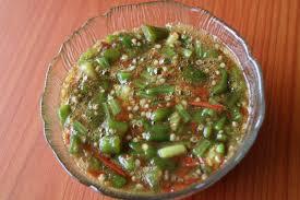 bicarbonate en cuisine zambian food delele okra recipe temziebites