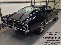 mustang 1967 for sale 1967 mustang gt fastback s code for sale myrod com fastback