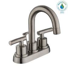 Glacier Bay Faucets Customer Service Glacier Bay Dorset 4 In Centerset 2 Handle Bathroom Faucet In