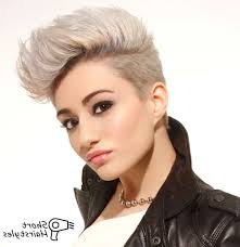 cute short hairstyle for girls with thick hair 50 cute short