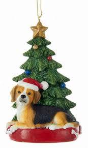 beagle tree ornament